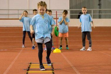 bavme deti sportom