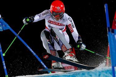 Švédsko SR slalom paralelný SP ženy