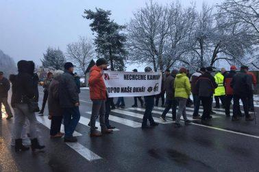 protest Šalková