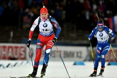 Sweden Biathlon WC