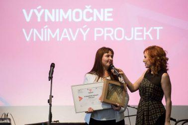 Lucia Zacharová, študentka Socialnej práce PF UMB