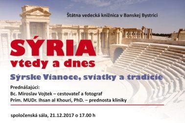 Syria pozvanka