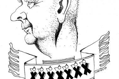 benedik-karikatura