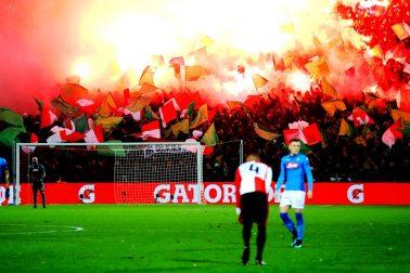 Holandsko SR futbal LM 6. kolo F-sk. Feyenoord Neapol