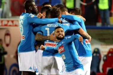Taliansko Futbal liga Serie A Crotone Neapol