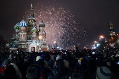 novy rok rusko