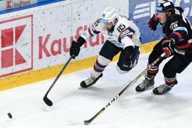 SR hokej TL 28. kolo Nitra Banská Bystrica NRX