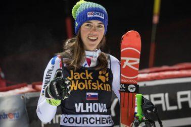 Francúzsko Courchevel SP paralelný slalom Vlhová