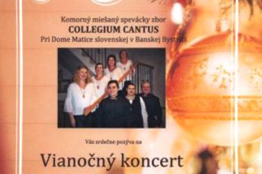 plagat koncert collegium