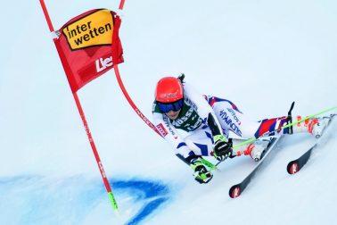 Rakúsko Lienz SP obrovský slalom ženy