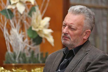 riadite¾ Štátnej opery Banská Bystrica Rudolf Hromada  , portrét, šírka