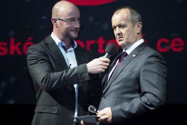 SR Šport armádny VŠC Dukla vyhlásenie laureáti BBX