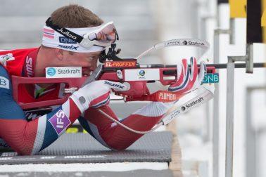 SR Brezno Osrblie Biatlon IBU Cup Muži BBX