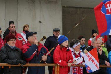 SR Osrblie Biatlon IBU Cup Ženy Šprint BBX