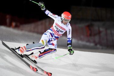 Švédsko SR Štokholm SP paralelný slalom ženy