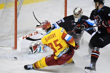SR Hokej TL 39.kolo Trenčín B.Bystrica TNX