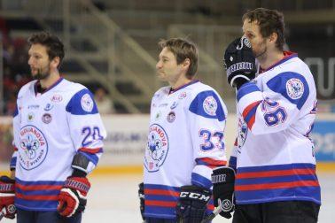 SR hokejisti hviezdy žiaci zápas výťažok deti choré BBX