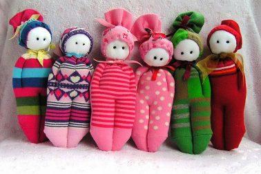 Babky z ponoziek