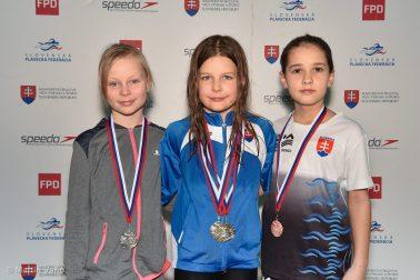 Ema Malíková vpravo- 1.kolo SPŽ 2018