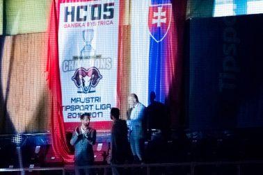 SR Banská Bystrica hokej TL 1. Kolo Nitra BBX