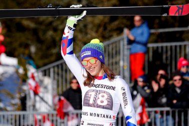 Švajčiarsko lyžovanie SP kombinácia ženy