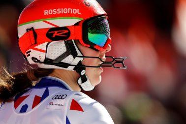 Švajčiarsko lyžovanie SP kombinácia ženy 2. časť
