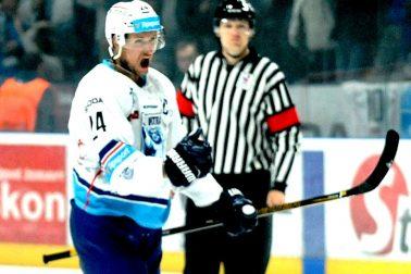 SR Hokej TL play off 1/2 Nitra Žilina NRX