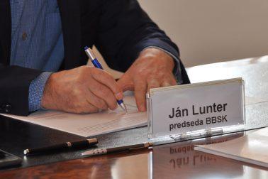 podpis predsedu BBSK