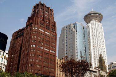 sanghaj hudecov hotel