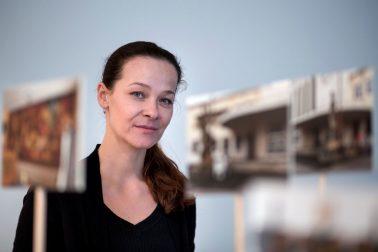 Výstava BB Motívy neviditeľnosti Štátna galéria Banská Bystrica Zuzana L. Majlingová