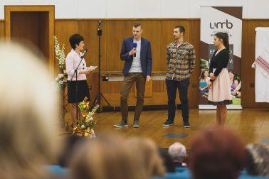 Študenti s Rumunska a Srbska študujúci na UMB