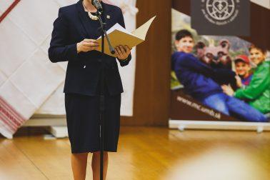 doc. PhDr.Chovancová Katarína, PhD. príhovor