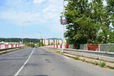 Mostové dilatácie Zvolenská cesta