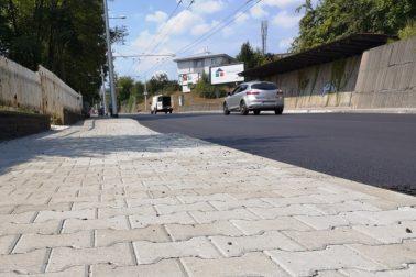 cesty a chodniky