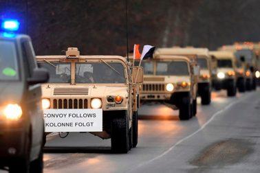 Nemecko vojsko Európa presun