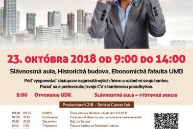 Plagát UDK 2018