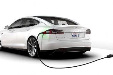 elektromobil Tesla S