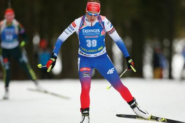 Slovinsko SR Pokljuka Biatlon SP ženyi vytrvalostný