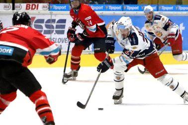 SR Hokej TL 29.kolo Zvolen B.Bystrica BBX