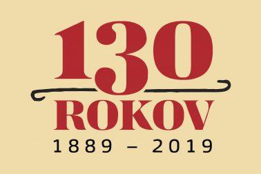 130. výročie_logo