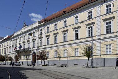 historicka budova nr sr