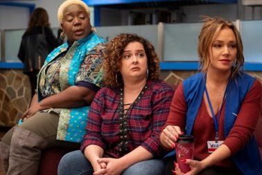 Dierdre Friel and Leah Remini star in SECOND ACT