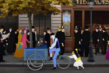 dilili v parizi