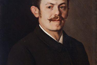 dominik skutecky autoportret