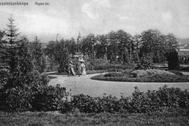 Pôvodný stred mestského parku
