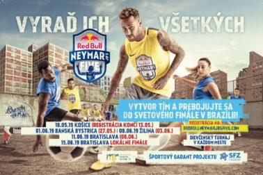 Redbull-Neymar-pouličný-turnaj