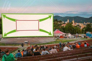digitalne letne kino