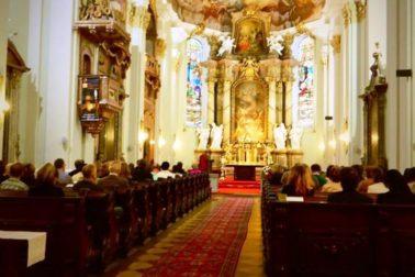 farsky kostol