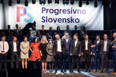 progresivne slovensko