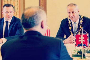rokovanie na radnici